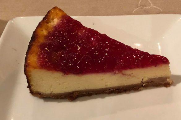Cheesecake Minotauro