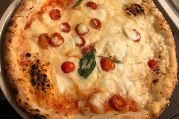 Pizza Regina Pizzeria Nap Madrid