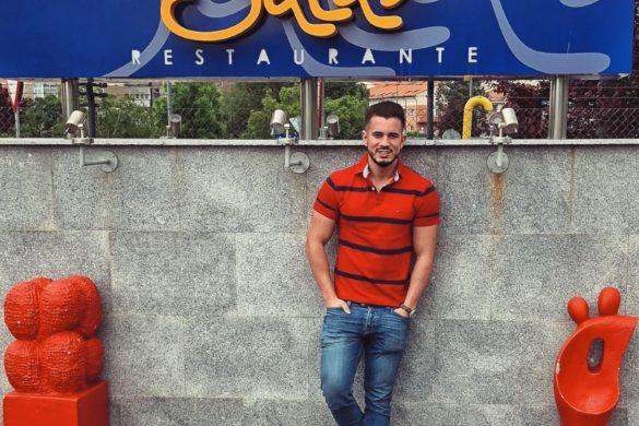 Pablo Cabezali en Sala Guadarrama