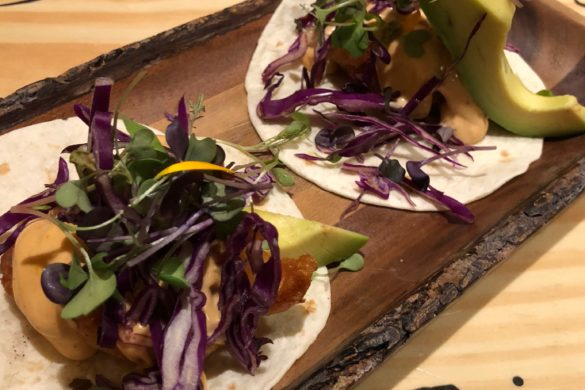 Tacos Rosarito La Chamana
