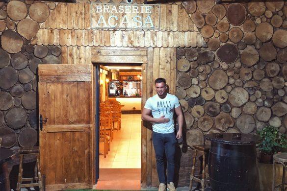 Pablo Cabezali en Restaurant Acasa