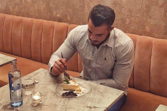Pablo Cabezali en Restaurante Gigi