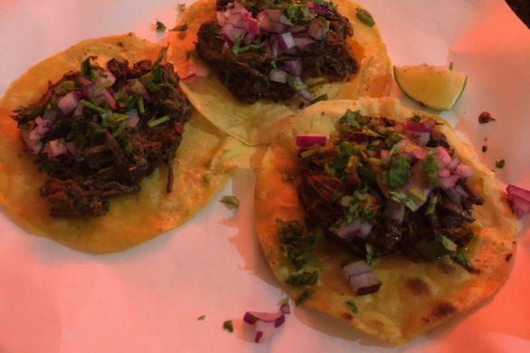 Tacos de Barbacoa Gracias Padre