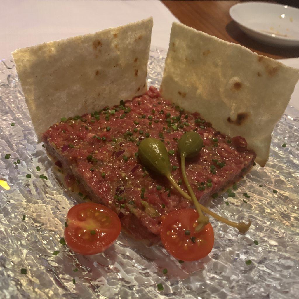 Steak Tartar El Gordo de Velazquez