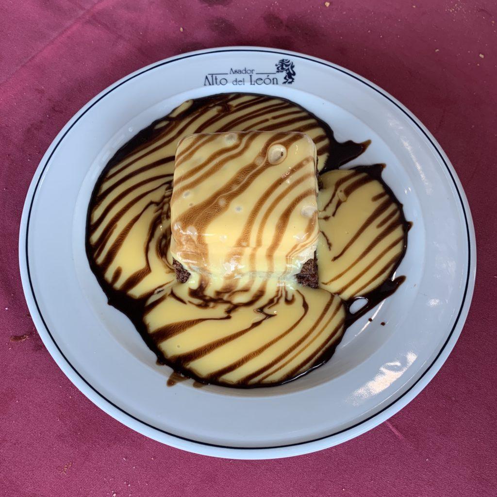 Bizcocho Chocolate Alto del León