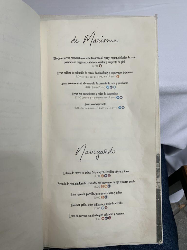 Carta Mariatrifulca Sevilla