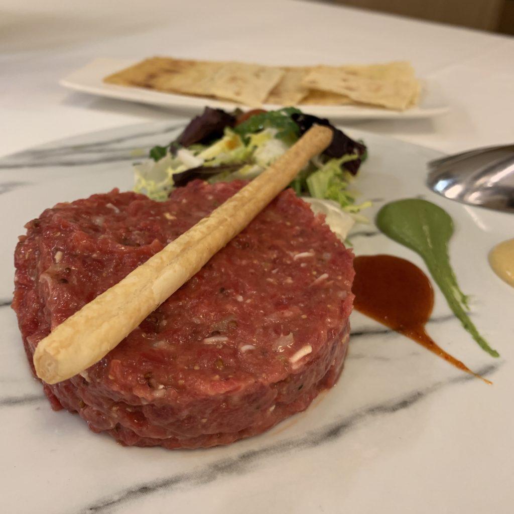 Steak Tartar Asador Guetaria