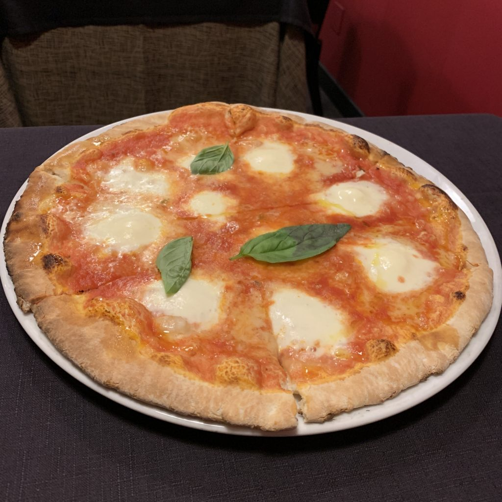 Pizza Margarita Ouh Babbo