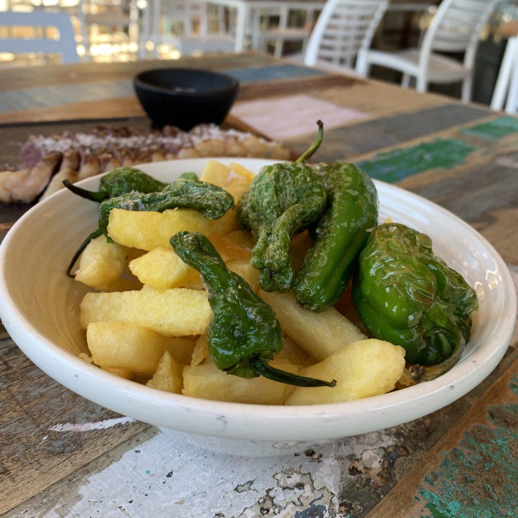 Guarnición Carne Restaurante El Ochenta Majadahonda