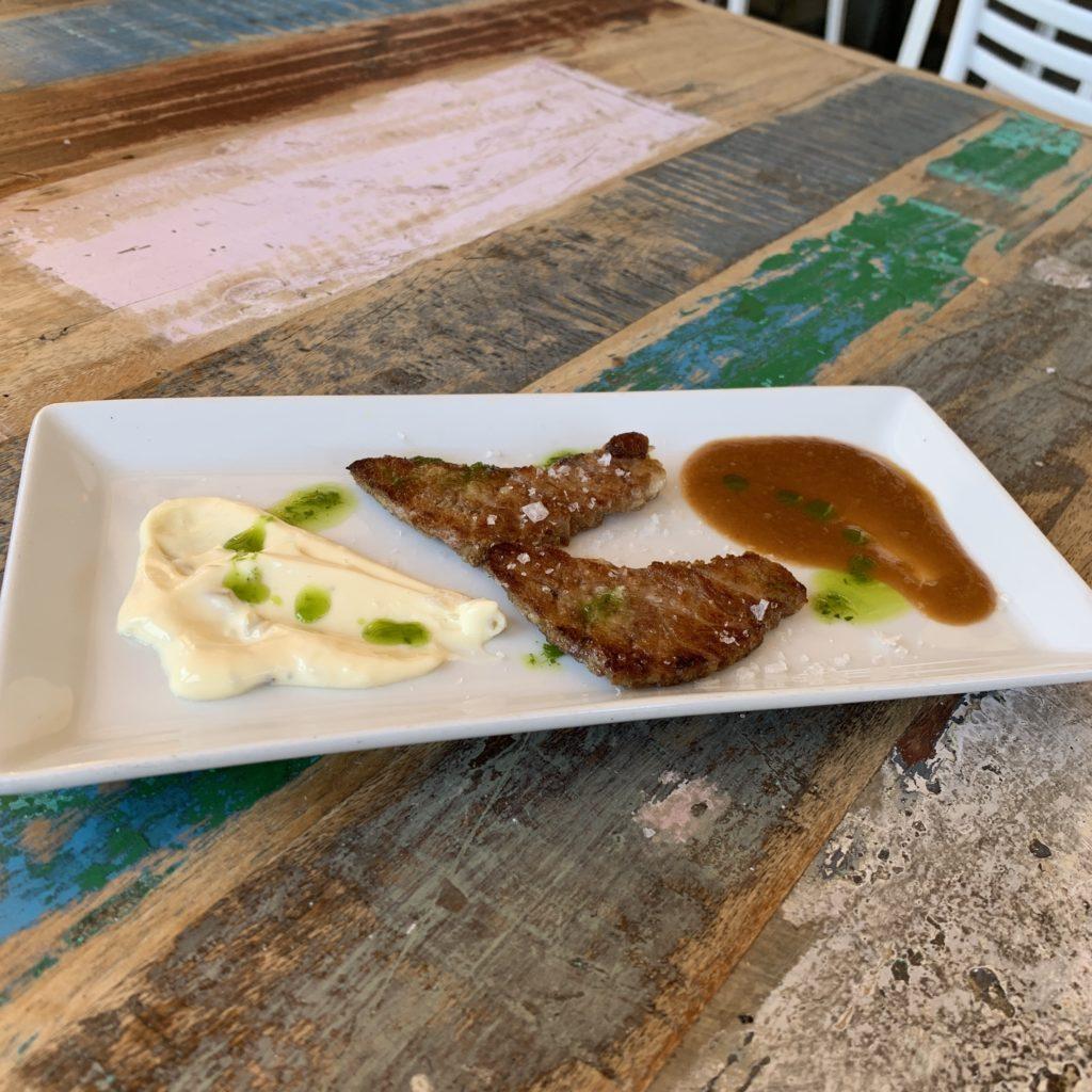 Mollejas Restaurante El Ochenta Majadahonda