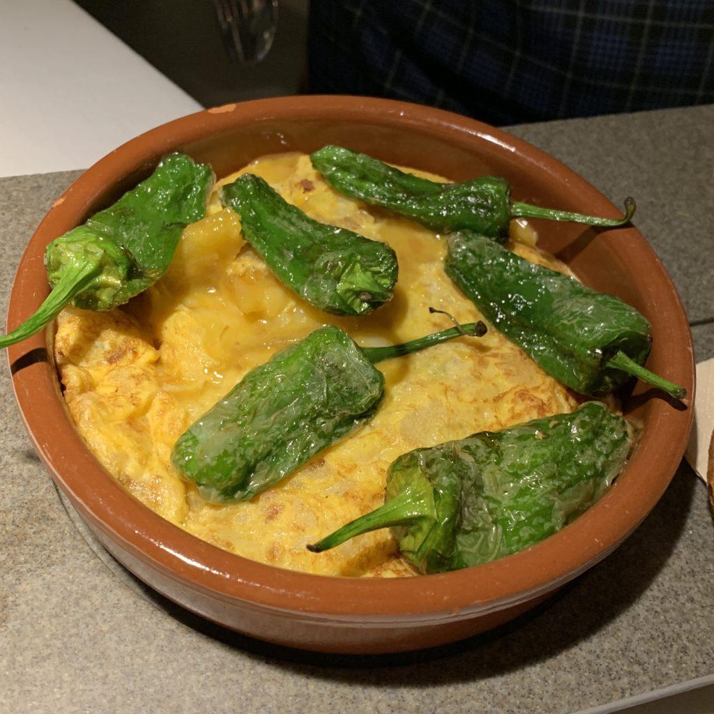 Tortilla Torta de El Casar Las Tortillas de Gabino