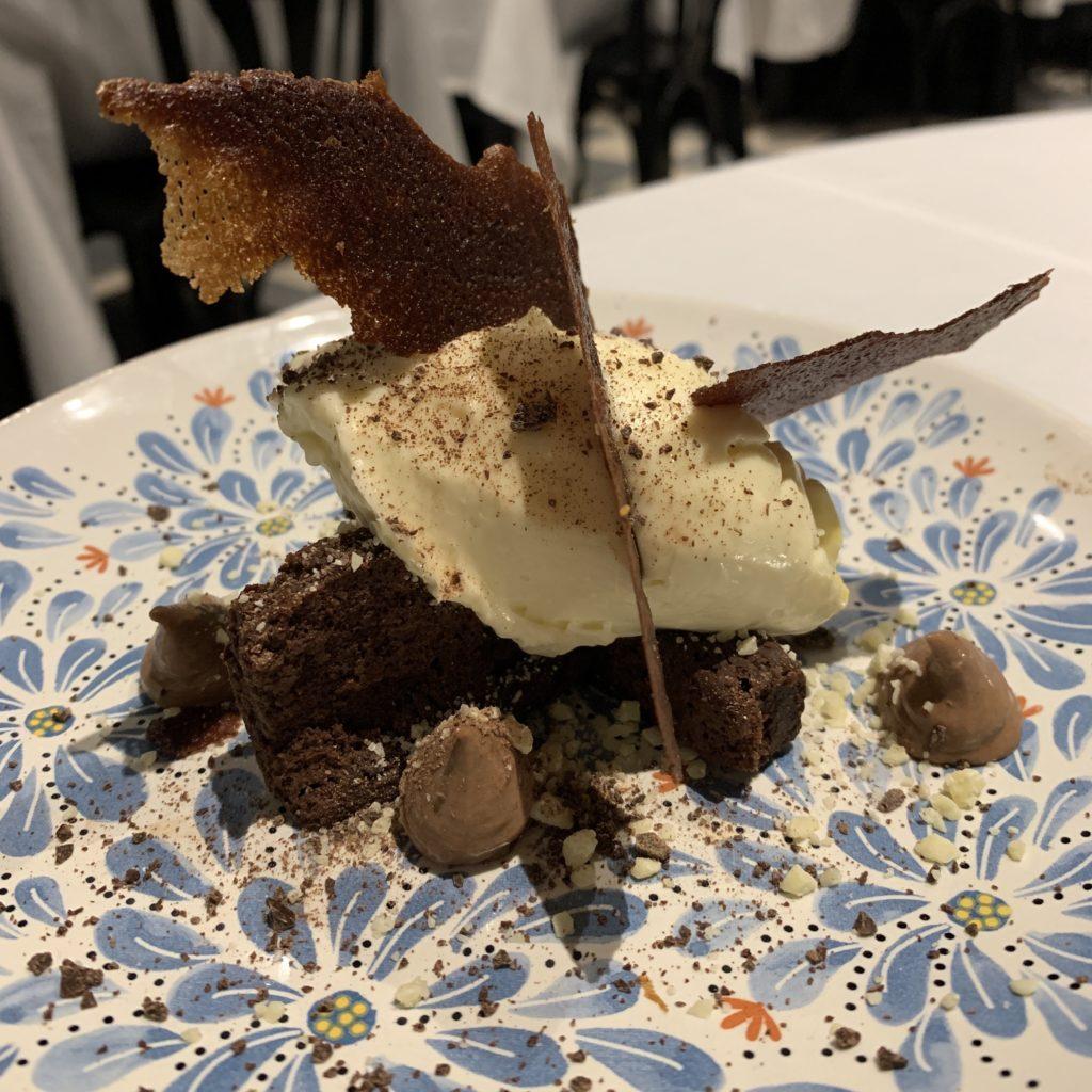Amor por el Chocolate Tres Bocas